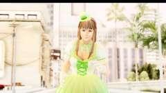 Dead Or Alive 5 - Hitomi Pop Idol для GTA San Andreas
