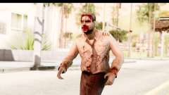 Left 4 Dead 2 - Zombie Pilot для GTA San Andreas