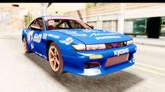 Nissan Sileighty 2015 D1GP