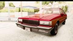 Chevrolet Caprice 1989 Station Wagon IVF для GTA San Andreas