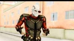 Suicide Squad - Deadshot для GTA San Andreas