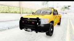 Chevrolet Silvedaro Basarnas