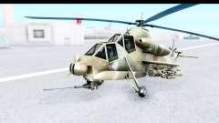 Denel AH-2 Rooivalk для GTA San Andreas