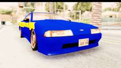 NFSU2 Tutorial Skyline Paintjob for Elegy для GTA San Andreas