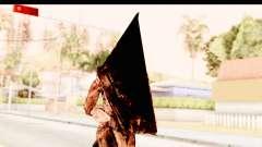 Silent Hill Downpour - Pyramid Head для GTA San Andreas