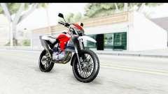 Yamaha XT 660R для GTA San Andreas
