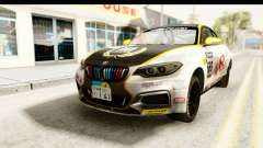 BMW M235i Coupe для GTA San Andreas