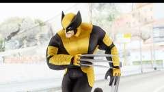 Marvel Heroes - Wolverine All New Marvel Now для GTA San Andreas