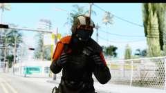 Homefront The Revolution - KPA v4 Black для GTA San Andreas