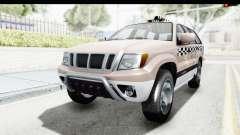 GTA 5 Canis Seminole Taxi Saints Row 4