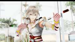 Dynasty Warriors 8 Xtreme Legends Lu Lingqi 2