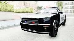Sri Lanka Police Car v2 для GTA San Andreas