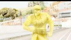 ArmyMen: Serge Heroes 2 - Man v5 для GTA San Andreas