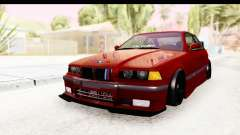 BMW M3 E36 Spermatozoid Edition для GTA San Andreas