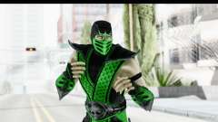 Mortal Kombat vs DC Universe - Reptile