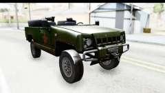 BJ2022 для GTA San Andreas