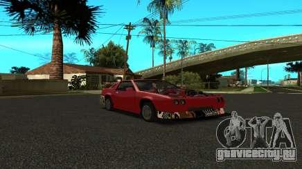 Buffalo (Tunning) для GTA San Andreas