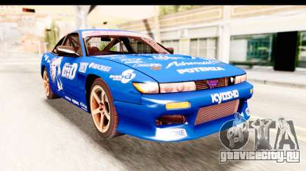 Nissan Sileighty 2015 D1GP для GTA San Andreas