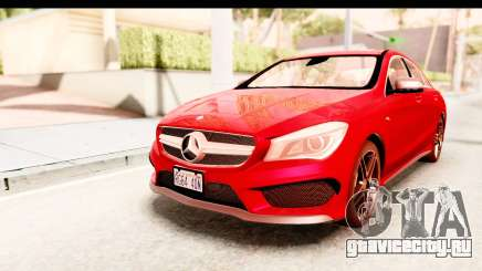 Mercedes-Benz CLA45 AMG 2014 для GTA San Andreas