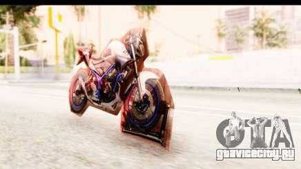 Yamaha MT-25 (MT-03) для GTA San Andreas
