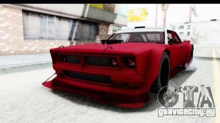 GTA 5 Declasse Drift Tampa IVF для GTA San Andreas