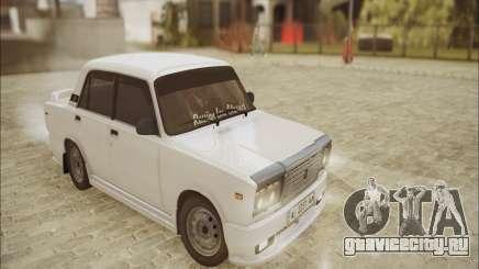 Ваз 2107 Kolxz для GTA San Andreas