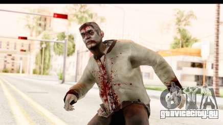 Left 4 Dead 2 - Zombie Rural для GTA San Andreas