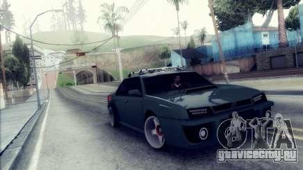New Stance Sultan для GTA San Andreas