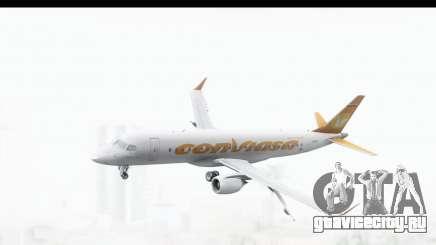 Embraer 190 ConViasa для GTA San Andreas