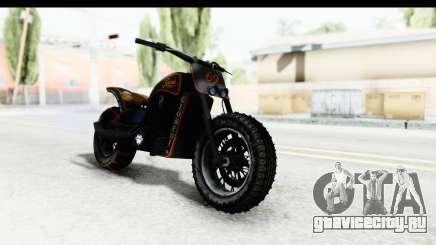 GTA 5 Western Gargoyle Custom v1 IVF для GTA San Andreas