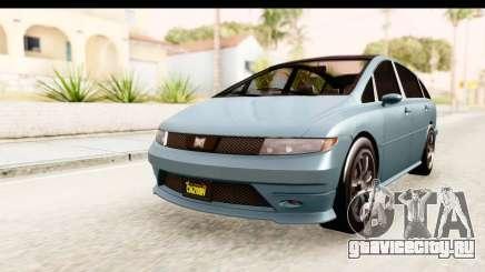 GTA 5 (4) Dinka Perennial IVF для GTA San Andreas