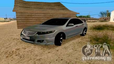 Honda Accord Type 2008 для GTA San Andreas