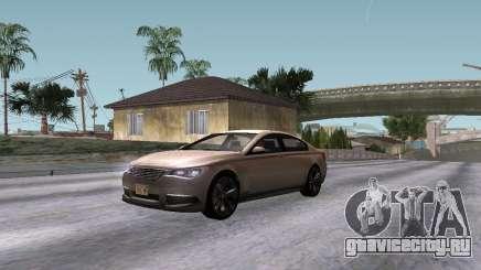 GTA 5 Ubermacht Oracle II для GTA San Andreas