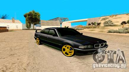 BMW 730 для GTA San Andreas