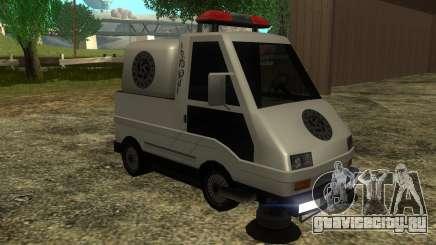 New Sweeper IVF для GTA San Andreas