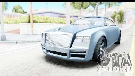 GTA 5 Enus Windsor Drop IVF для GTA San Andreas