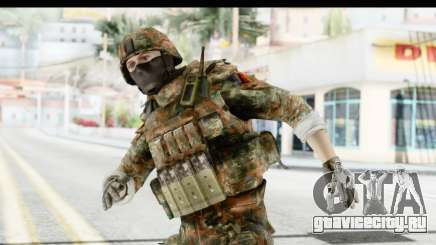 Global Warfare Germany для GTA San Andreas