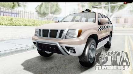 GTA 5 Canis Seminole Taxi Saints Row 4 для GTA San Andreas