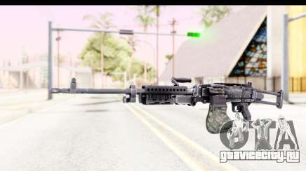 M240 FSK No Attachments для GTA San Andreas