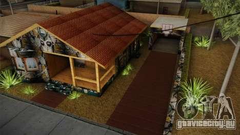 Big Smoke New Home для GTA San Andreas третий скриншот