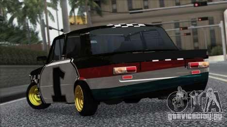 ВАЗ 2101 Гоночный Болид для GTA San Andreas вид сзади