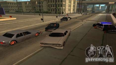 Cheetah Mod v1.1 для GTA San Andreas второй скриншот