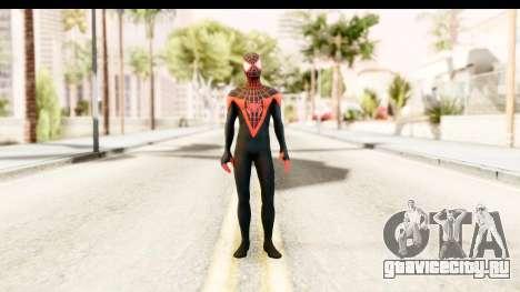 Marvel Heroes - Miles Morales для GTA San Andreas второй скриншот