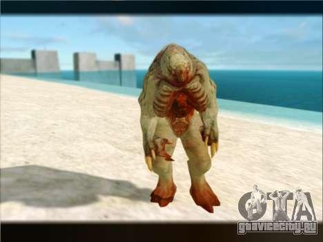 Berzerker from DOOM 3 для GTA San Andreas пятый скриншот