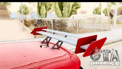 Volkswagen Golf GTI для GTA San Andreas вид сбоку