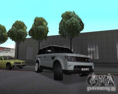 Range Rover Armenian для GTA San Andreas