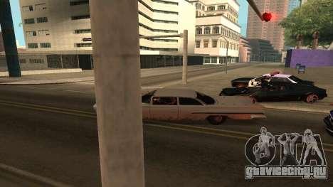 Cheetah Mod v1.1 для GTA San Andreas третий скриншот