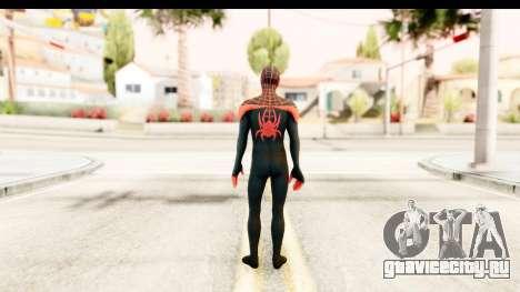 Marvel Heroes - Miles Morales для GTA San Andreas третий скриншот