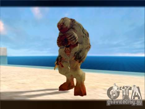 Berzerker from DOOM 3 для GTA San Andreas