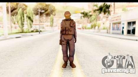 CS:GO - GIGN для GTA San Andreas второй скриншот